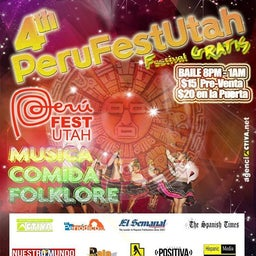 PERUVIAN FEST UTAH (Festival Peruano de Utah)