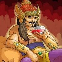 Raja BerSiong Merong Mahawangsa