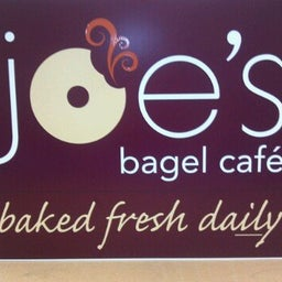 Joe's Bagel Cafe