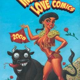 Hot Mexican Love Comics