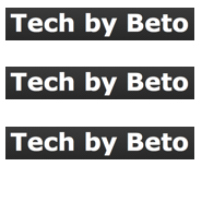 Tech by Beto
