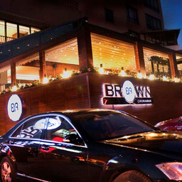 brownbistro cafe