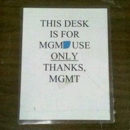 MGM Maiorino