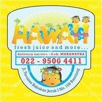 Hawai'i Juice