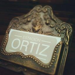 estación ORTIZ