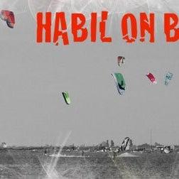 Kitesurf Delta del Ebro Habil on board