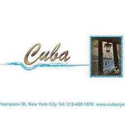 Cuba Restaurant NYC