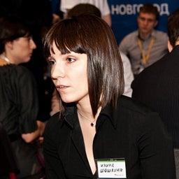 Irina Shashkina