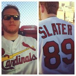 Warren Slater