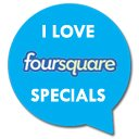 I Love 4sq Specials.. and you? :)